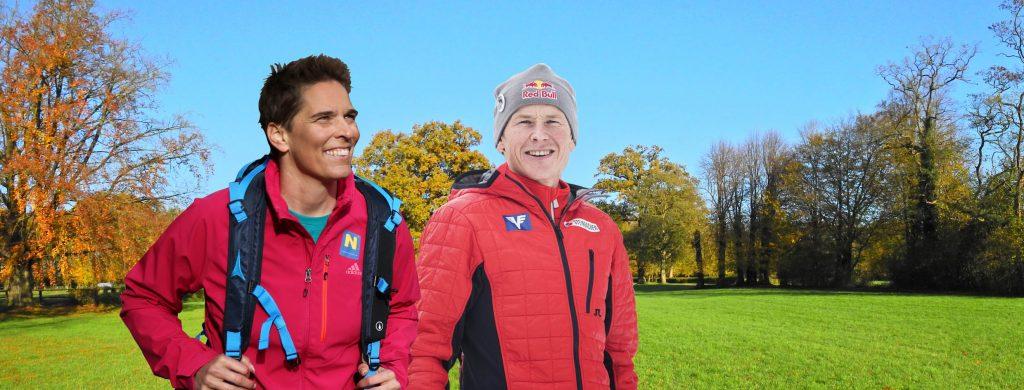 Wiener Lebens- und Sozialberater laden zum Erfolgswandertag mit Sportlegenden Michaela Dorfmeister und Andreas Goldberger